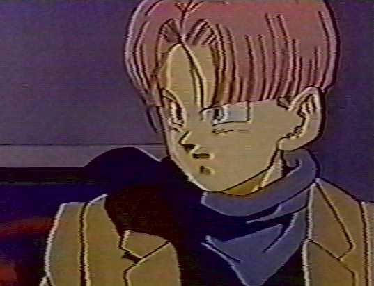 Trunks en Dragon Ball GT