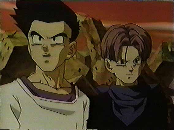 Goten y Trunks